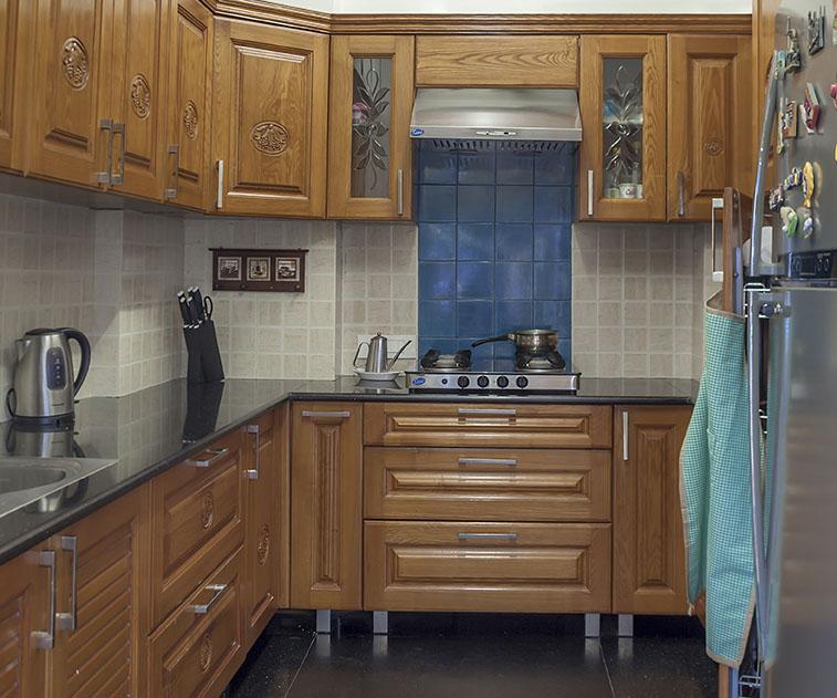 Kitchen Woodwork Envisage Design Projects
